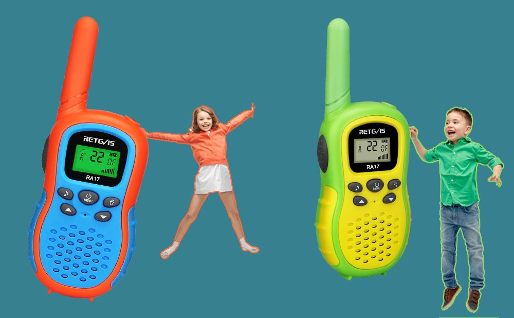 3 sets of Long-distance Radios Suitable For Boys and Girls