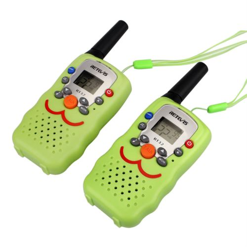 RT32Smiley Face Toy Walkie Talkie Hot Cake