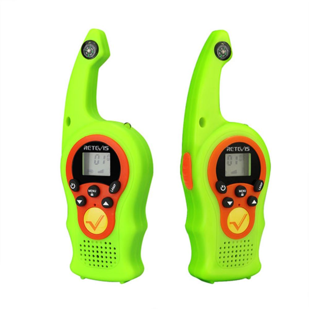 RT75Paired Compass Two way Radio For Kids