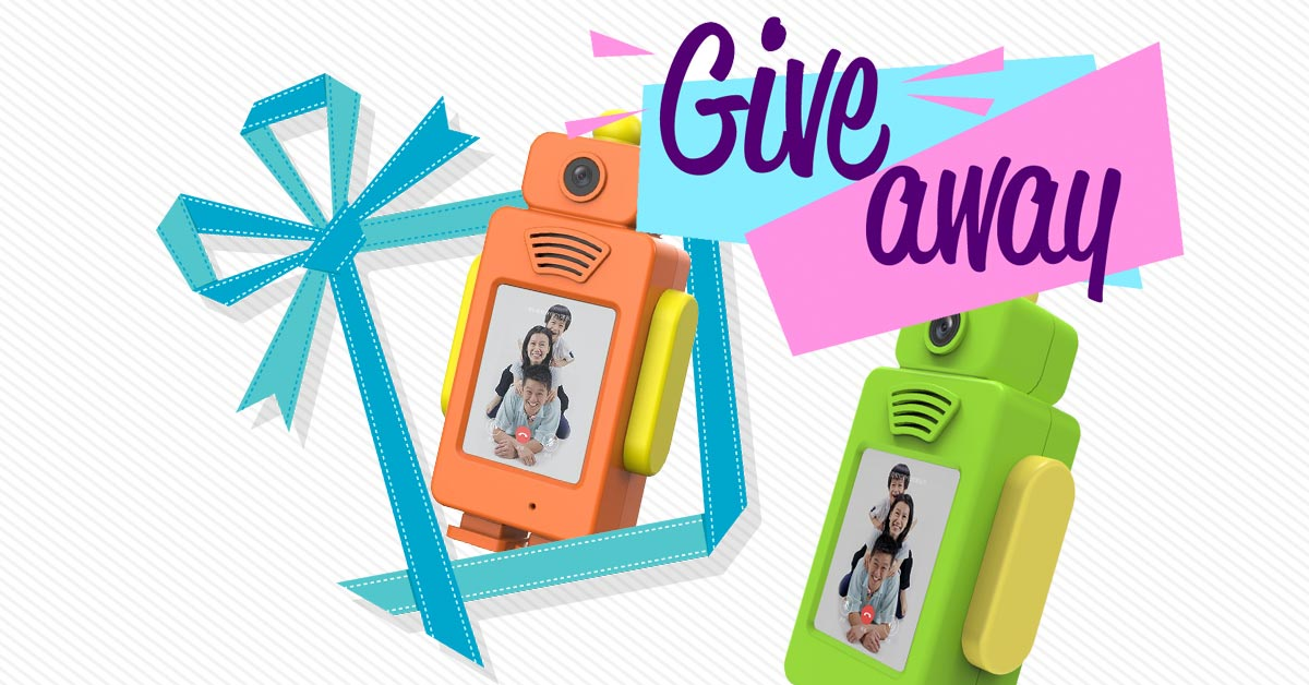 RetevisRT34 video walkie-talkie  giveaway activity starts now