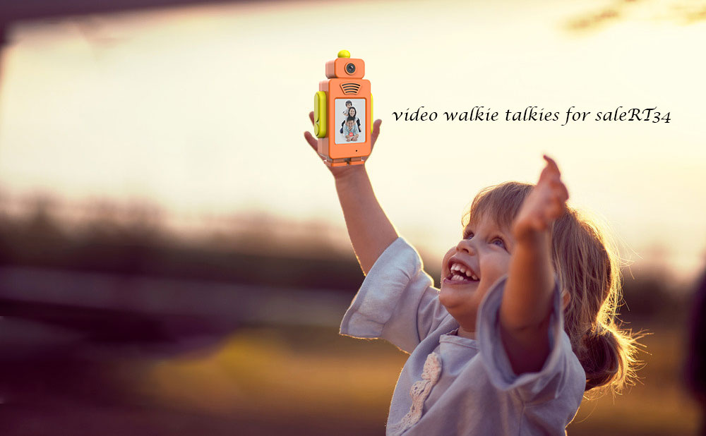 RetevisRT34 video walkie talkie will be on sale soon