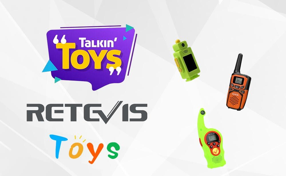 RetevisToys Walkie Talkies  In-Depth Dialogue With ToyBook
