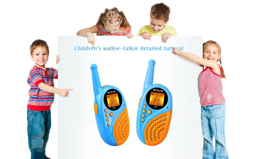 How to Use Children's Walkie-Talkie, This Blog Is Enough