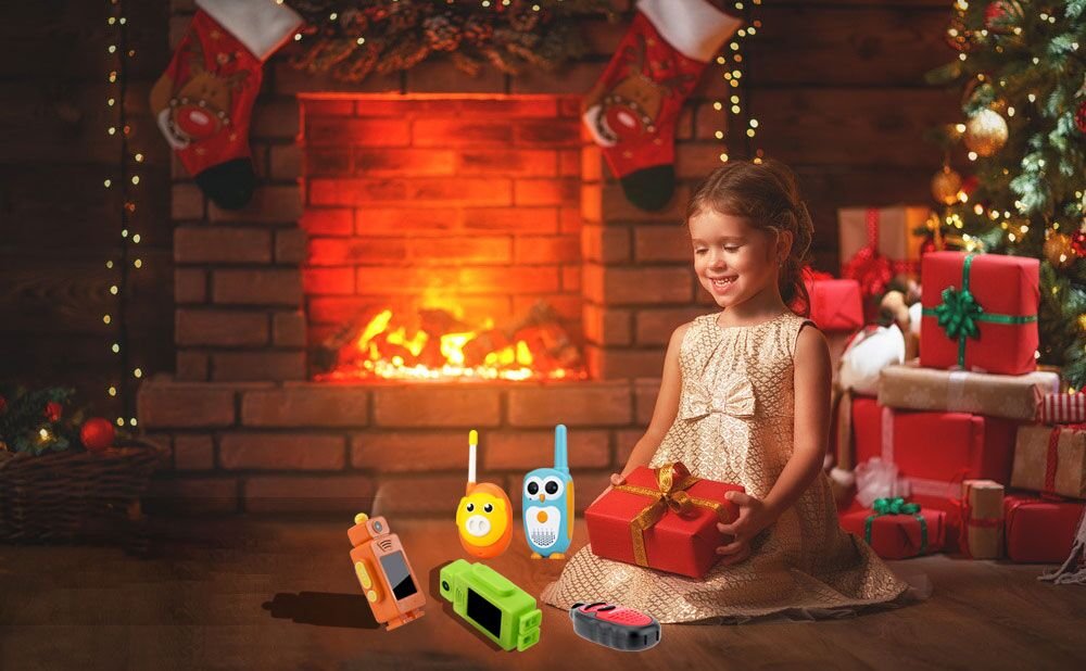 Best Walkie-Talkie Toys For Christmas Gifts 2020