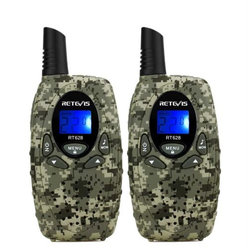 Children's Discovery Walkie Talkie Toy RT628 Plus