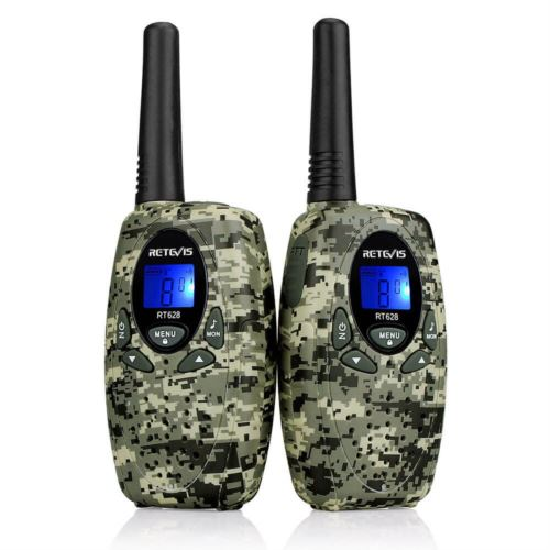 Children's Rechargeable Walkie Talkie Toy -RT628 Plus