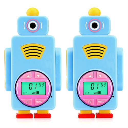 Unique Robot Multifunctional Walkie-Talkie Toy